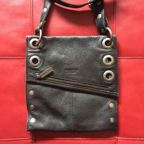 e0d491c26 Hammitt Bags | Black Leather Purse | Poshmark